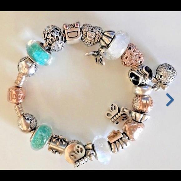 37908ee71 Pandora Jewelry | Beautiful Authentic All Charms | Poshmark